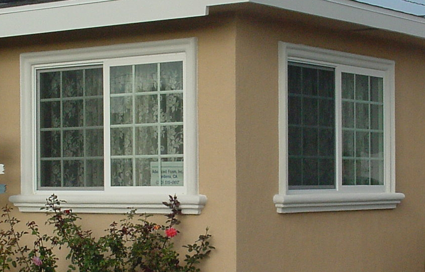 Exterior window trims exterior windows and window trims for Window design exterior