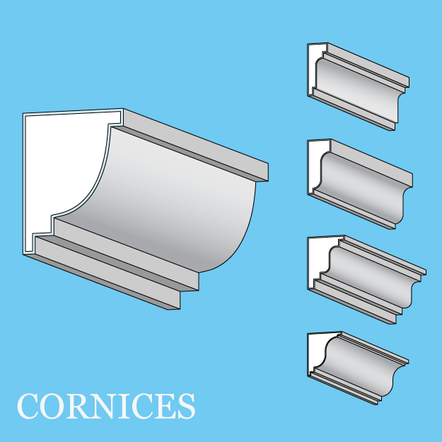 Cornices Advanced Foam Inc