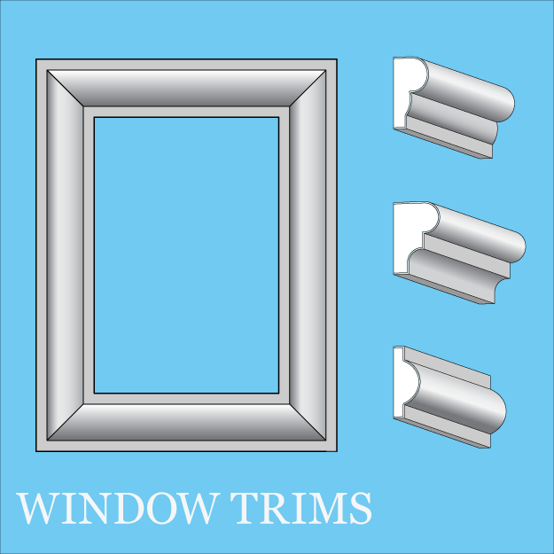 Window Trims Advanced Foam Inc